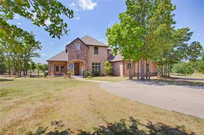 Choctaw OK Single Family Home For Sale: $449,900