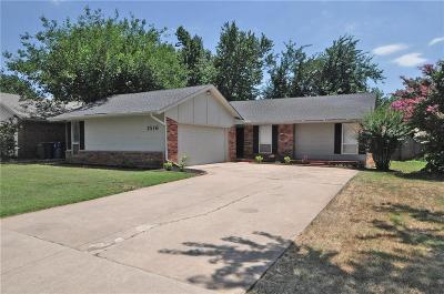 Edmond Single Family Home For Sale: 1516 Apollo Road