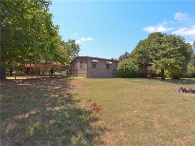Blanchard Single Family Home For Sale: 2518 County Street 2980