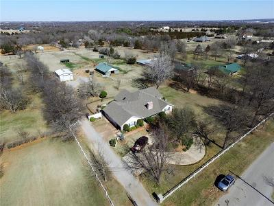 Oklahoma City Single Family Home For Sale: 2201 NE 98th Street