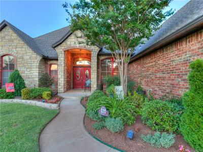 Moore Single Family Home For Sale: 3104 Sycamore Drive