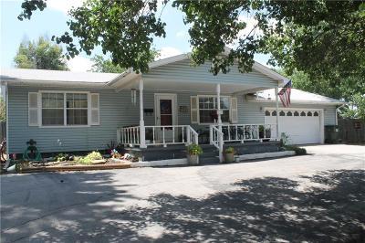Tecumseh Single Family Home For Sale: 518 N 3rd