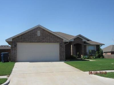 Edmond Single Family Home For Sale: 2440 NW 196 Terrace