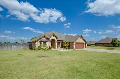 Moore Single Family Home For Sale: 4526 Apple Estates Road