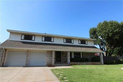 Oklahoma City Single Family Home For Sale: 7325 NW 117th Street