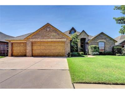 Oklahoma City Single Family Home For Sale: 3000 SW 140th Street