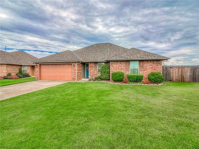 Edmond Single Family Home For Sale: 2301 NW 176th