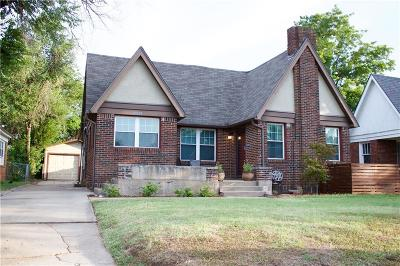 Oklahoma City Single Family Home For Sale: 2310 NW 20th Street