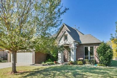 Edmond Single Family Home For Sale: 16705 Fenwick Boulevard
