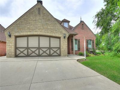 Harrah Single Family Home For Sale: 20208 Old World Drive