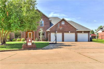 Shawnee Single Family Home For Sale: 1407 Cambridge
