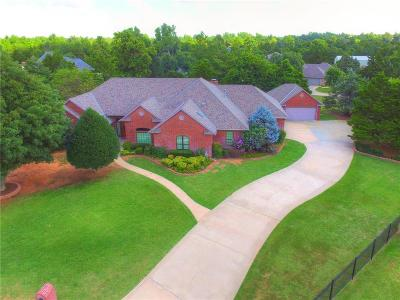 Mustang Single Family Home For Sale: 1200 Copper Creek Drive