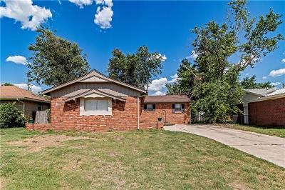 Bethany Single Family Home For Sale: 2304 N Gleason Avenue
