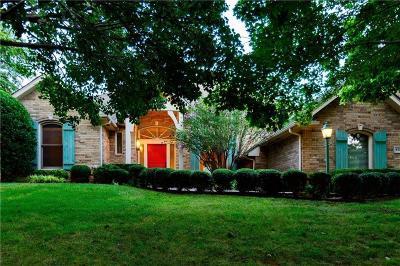 Edmond Single Family Home For Sale: 4112 Copper Rock