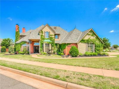 Edmond Single Family Home For Sale: 16801 Shorerun Drive