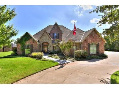 Edmond Single Family Home For Sale: 2700 E Coffee Creek Road