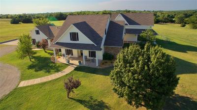 Norman Single Family Home For Sale: 4401 Fox Croft Road