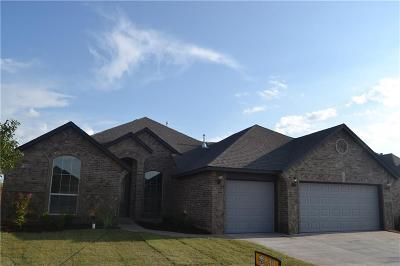 Moore Single Family Home For Sale: 2521 SE 38