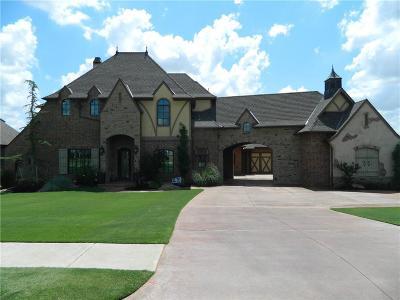 Edmond Single Family Home For Sale: 17704 Prairie Sky Way