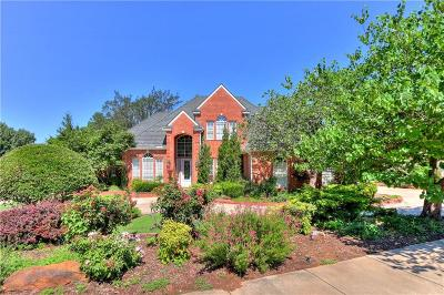 Norman Single Family Home For Sale: 1300 Winding Ridge