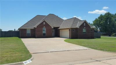 Guthrie Single Family Home For Sale: 421 Quail Drive