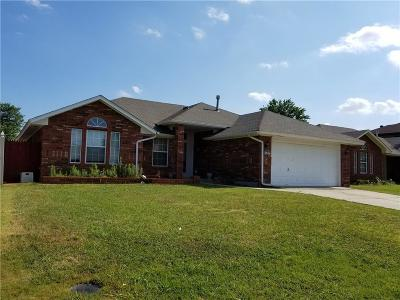 Oklahoma City OK Single Family Home For Sale: $133,500