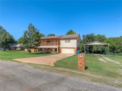 Tuttle Single Family Home For Sale: 125 Oakwood