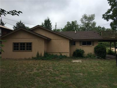 Single Family Home For Sale: 1553 Turkey Trail