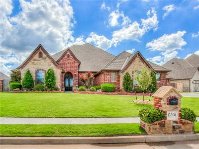 Oklahoma City Single Family Home For Sale: 13600 Cascata Strada