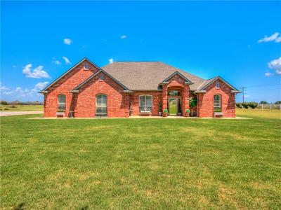Newcastle Single Family Home For Sale: 1632 N Country Club Road