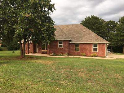Blanchard Single Family Home For Sale: 2091 County Street 2983 Street