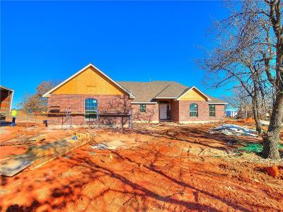 Blanchard Single Family Home For Sale: 2270 County Road 1314