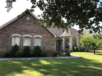 Choctaw Single Family Home For Sale: 14200 Hummingbird Drive