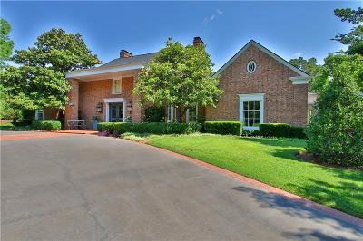 Nichols Hills OK Single Family Home For Sale: $2,199,000