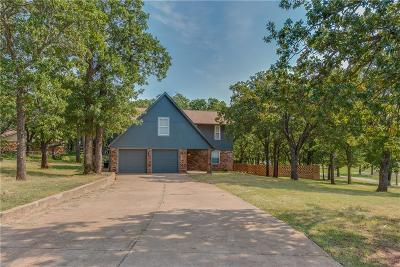 Single Family Home For Sale: 9710 N Oak Cliff Drive