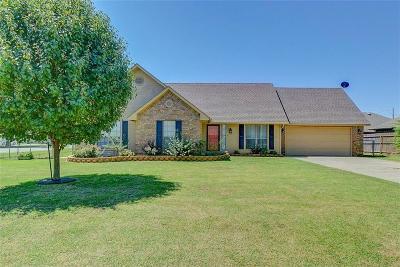 Tuttle Single Family Home For Sale: 402 W Locust St