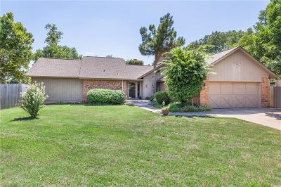 Oklahoma City Single Family Home For Sale: 4408 Braden Court