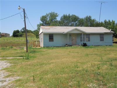 Chickasha OK Single Family Home For Sale: $19,500