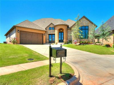 Edmond Single Family Home For Sale: 16709 Little Leaf Lane