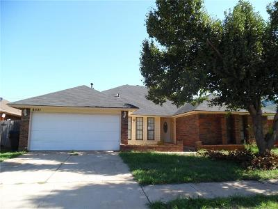 Oklahoma City OK Single Family Home Sale Pending: $123,900