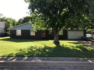 Guthrie Single Family Home For Sale: 1017 Pinebrook