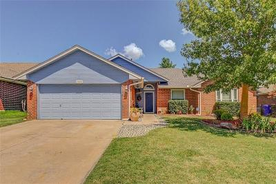 Norman Single Family Home For Sale: 1717 Hazelwood Drive