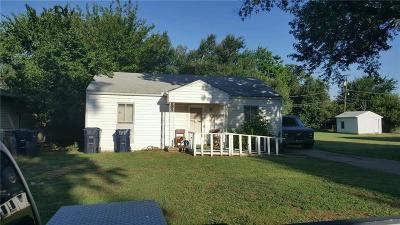 Oklahoma City OK Single Family Home For Sale: $20,000
