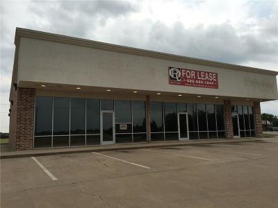 Noble Commercial For Sale: 100 Woodbriar
