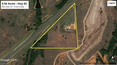 Blanchard Residential Lots & Land For Sale: 2 Us Hwy 62