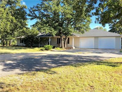 Blanchard Single Family Home For Sale: 13086 240th