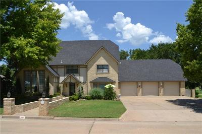 Shawnee Single Family Home For Sale: 2306 Robinwood Place