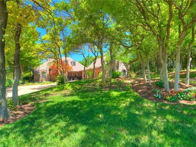 Oklahoma City Single Family Home For Sale: 10009 Forest Glade Drive