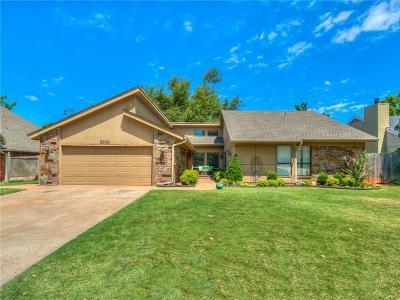 Edmond Single Family Home For Sale: 2609 Jeannes