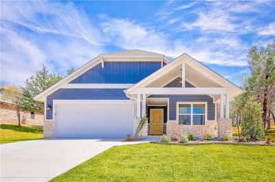 Guthrie Single Family Home For Sale: 8980 Overlook Drive